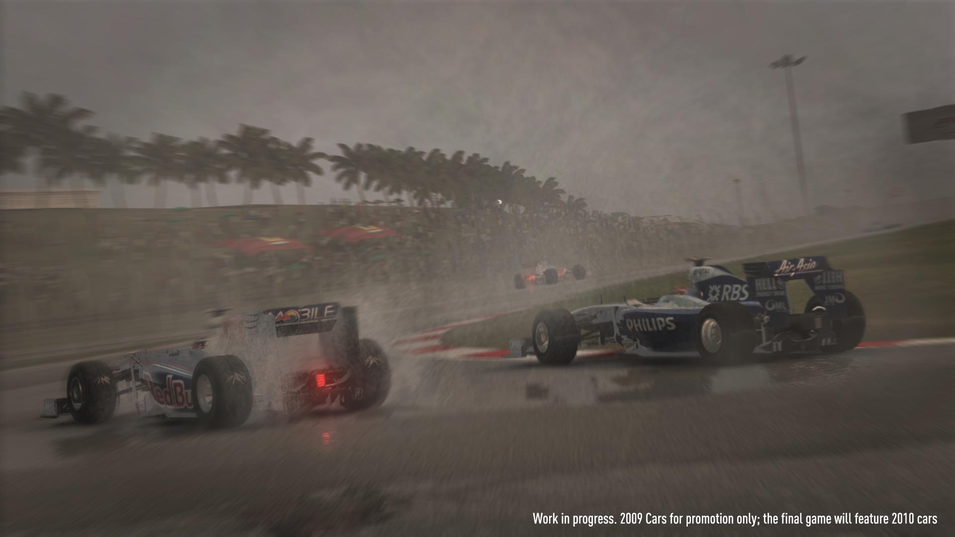 F1 2010, Formula One 2010 | GamesRadar.