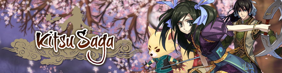Kitsu Saga Closed Beta Key Giveaway