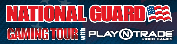 National Guard Gaming Tour with PlayNTrade