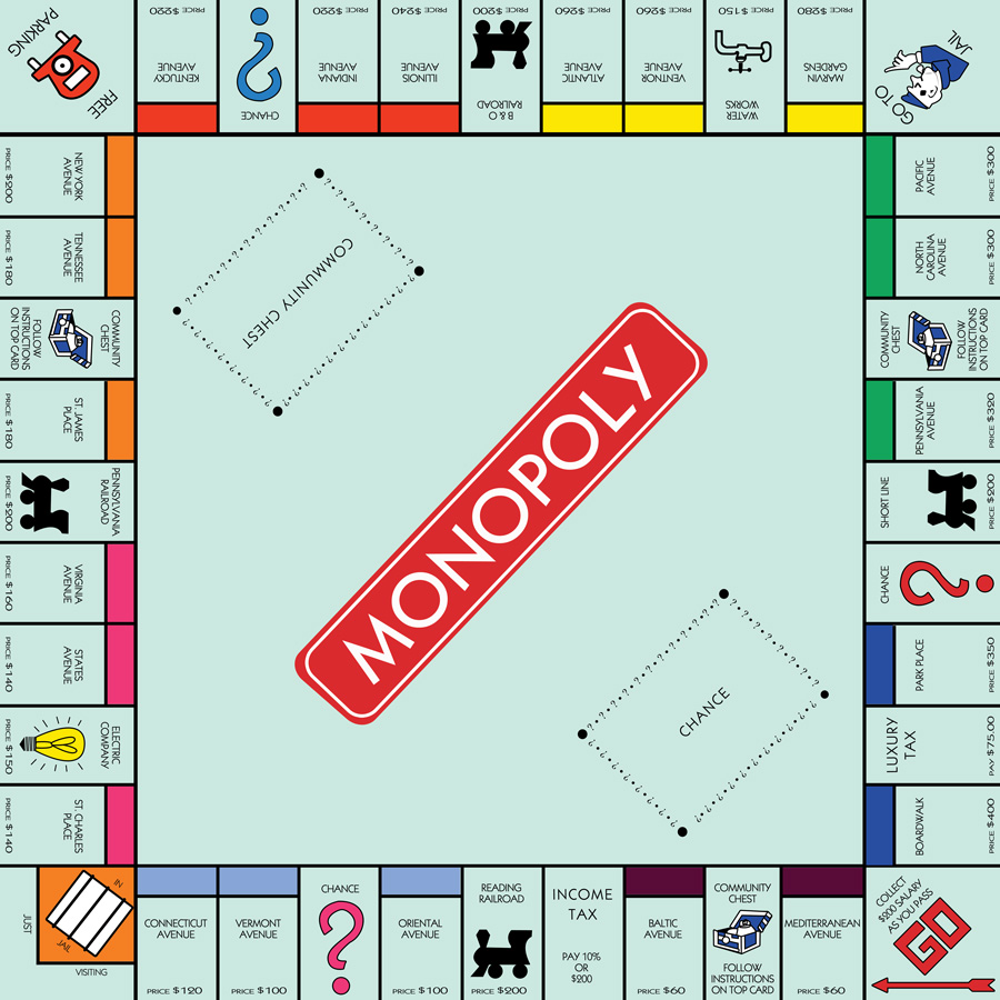 monopoly classic online